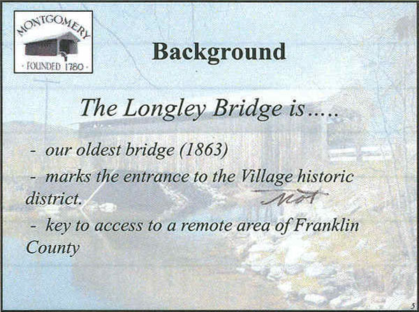 Longley Covered Bridge Powerpoint Page 5